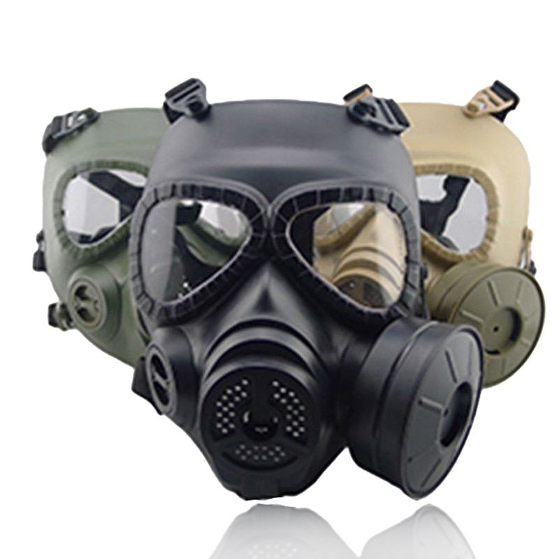 Dummy Gas Mask