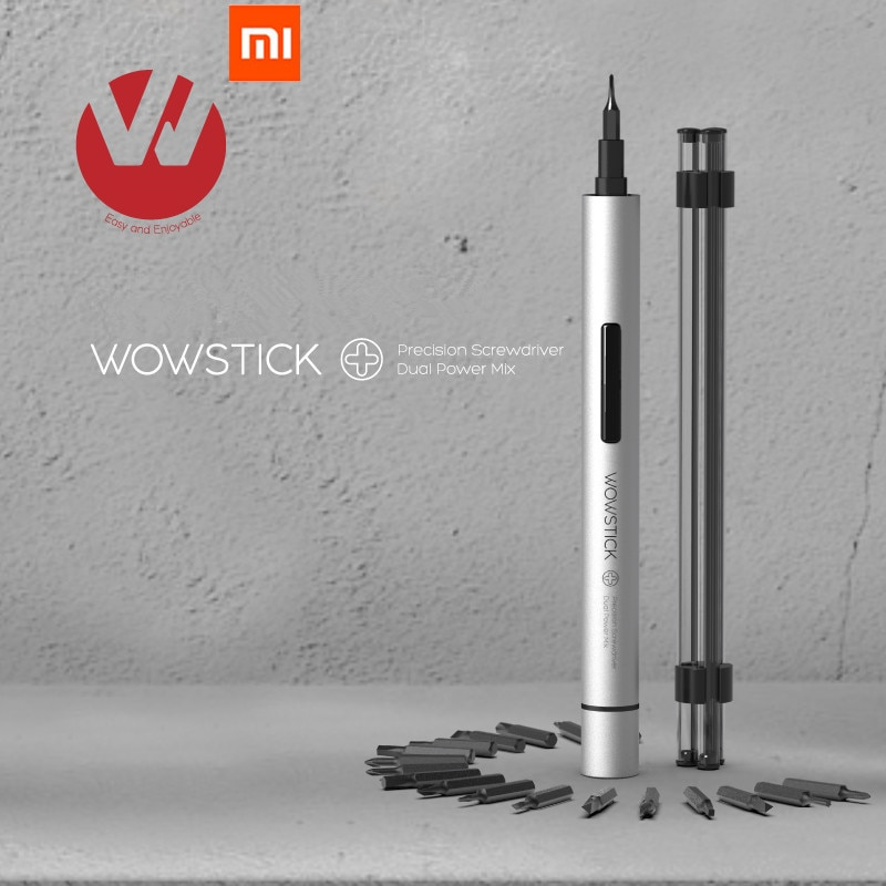 XIAOMI Mijia Wowstick 1P+ 19 In 1 Electric Screw Driver Cordless