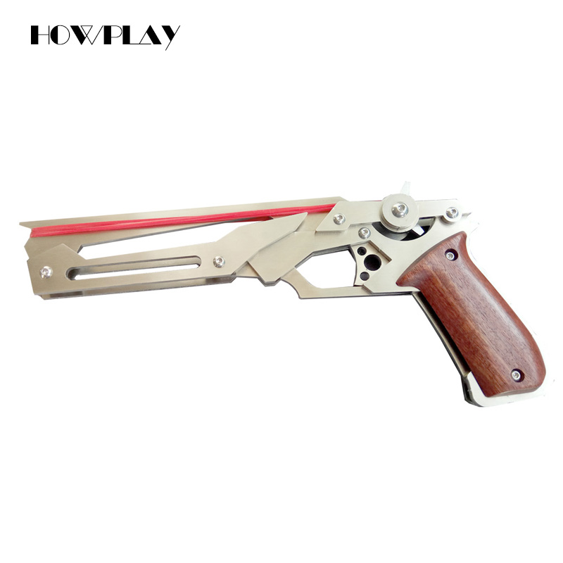 metal rubber band handgun