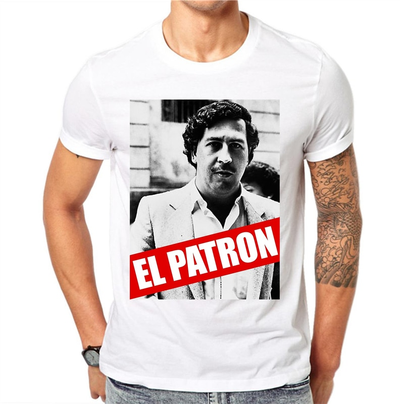 Pablo Escobar T shirt For Men