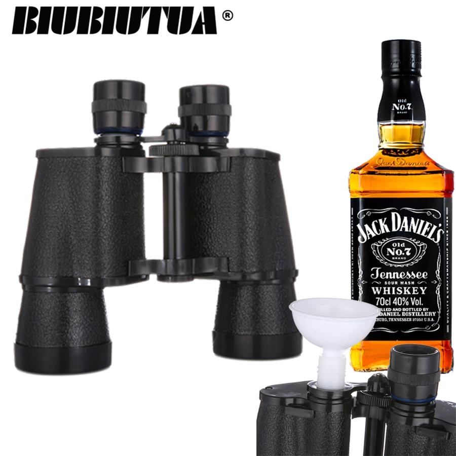 Binoculars Flask 16 oz