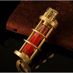 IMCO Kerosene Lighter Retro Brass Petrol Windproof Lighter