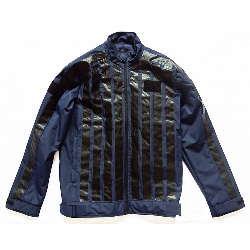 Anti-attack Self defence Long Sleeve Jacket  Electronic Pulse
