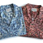 Mens Hawaiian Shirt Men's Casual Shirt Japanese Fabric